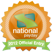 National Payday Scholarship 2012 Official Entry Seal